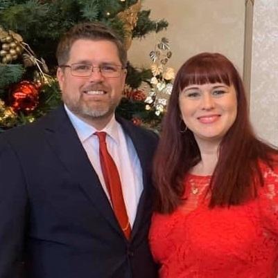 Pastor Jim and Melanie Boyce